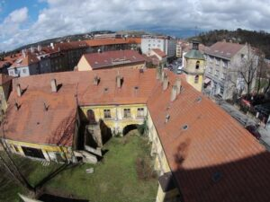 Documentation of the actual condition of the building – Bránický pivovar – 2015