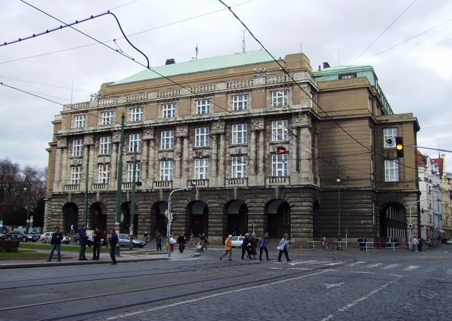 Faculty of Arts – Charles University (Prague, Czech Republic) – 2016