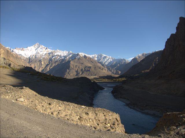 HPP Sebzor (Tajikistan, Central Asia) – 2015